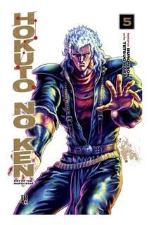 Hokuto No Ken 5 Fist Of North Star! Mangá Jbc! Novo Lacrado