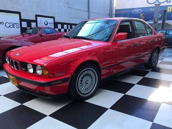 Bmw M5 E34 El Sedan Mas Rapido Del Mundo 1991