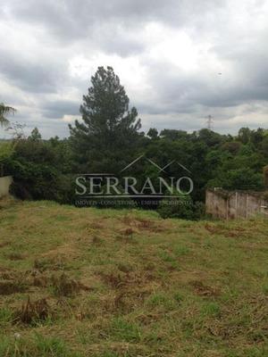 Lindo Terreno No Bosque Das Araras, Em Vinhedo/sp. - Codigo: Te0125 - Te0125