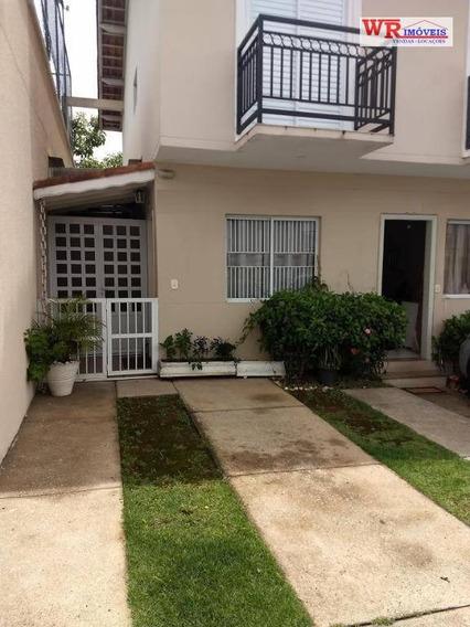Sobrado Com 2 Dormitórios À Venda, 120 M² Por R$ 475.000 - Nova Petrópolis - São Bernardo Do Campo/sp - So0760