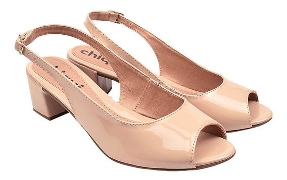 Scarpin Sapato Feminina Chiquiteira Chiqui/2703