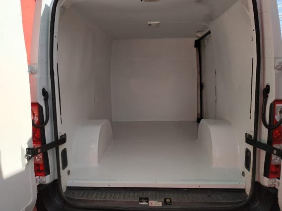 Renault Master 2018 L1h1 Isolada Com Ar Condicionado Covelp