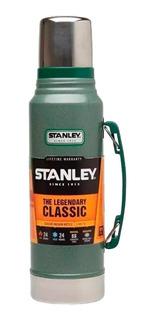 Termo Stanley Classic 1 Litro C/manija 24hs Frio/calor Origi