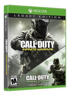 Call Of Duty Infinite Warfare Legacy Edicion Xbox One Españo