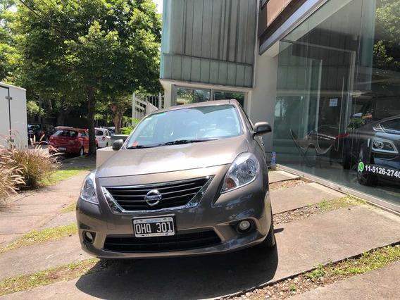 Nissan Versa 1.6 Exclusive At 2014