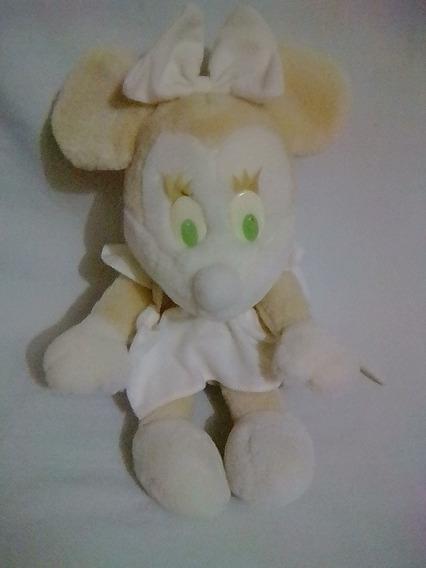 Pelúcia Minnie Fantasma The Walt Disney Company Usada