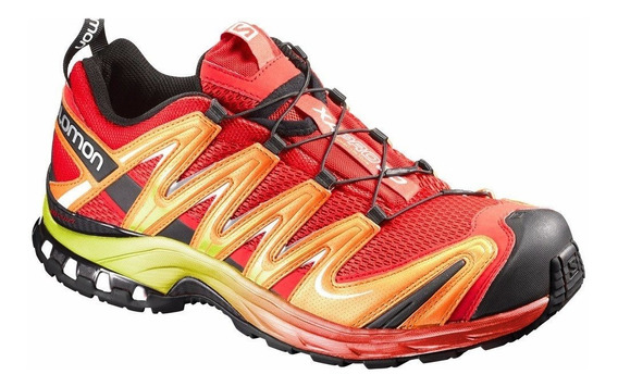 Zapatillas Salomon Xa Pro 3d Trail Running Palermo Tenis