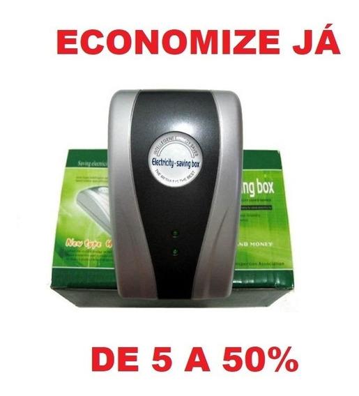 Economizador Redutor Regulador Economia De Energia Elétrica