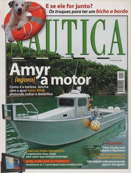 Náutica Nº252 - Recon 43 Commodore 230 Veleiro Vini 47 Amyr