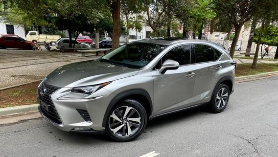 Lexus Nx 300h 2.5 16v Vvt-i Hybrid Luxury Awd
