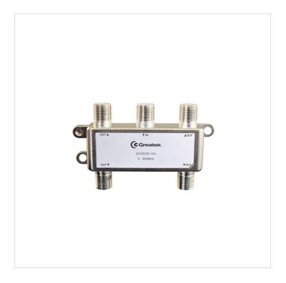 Kit 20 Unidades Divisor De Baixa Frequência 4 Saídas 4x1 Nfe