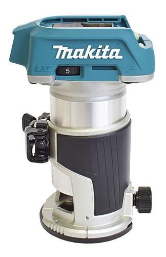 Tupia Makita DRT50Z sem fio 18V