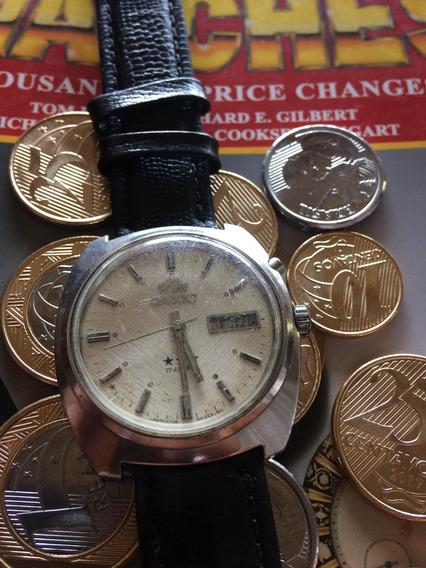 Relógio Orient Barato ( Leia A Descrição)