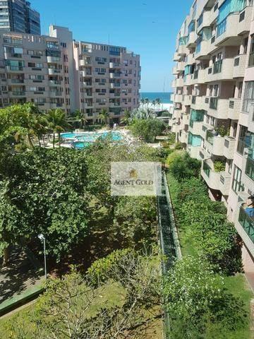 Imagem 1 de 20 de Ocean Drive - Apartamento Sol Da Manhã, Vista Mar Com 02 Quartos - Ap1537