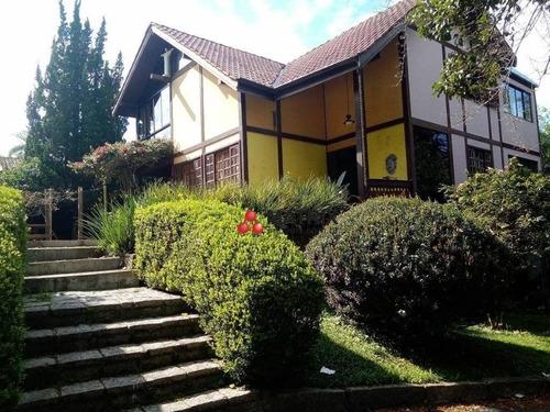 Chácara Com 3 Dormitórios À Venda, 6155 M² Por R$ 3.500.000,00 - Santa Cândida - Curitiba/pr - Ch0049