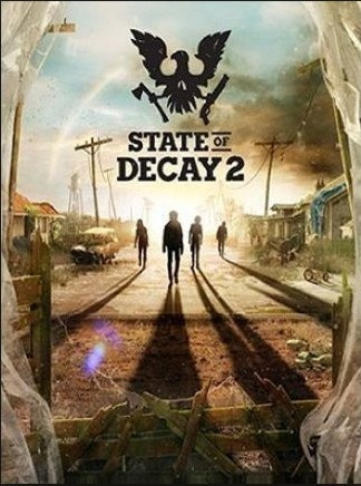 State Of Decay 2 - Pc-dvd (midia Fisica)