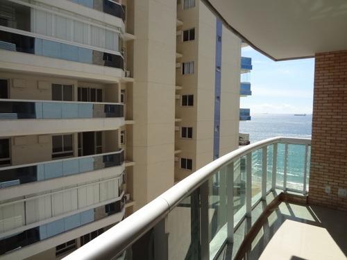 Apartamento 3 Quartos Com Suíte De Frente Para O Mar De Itaparica - Dni455