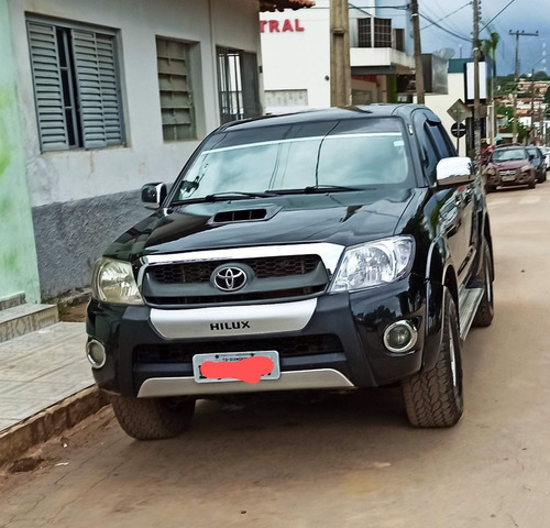 Toyota Hilux 2007 3.0 Srv Cab. Dupla 4x2 4p