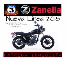 Moto Zanella Patagonia Eagle St 150 0 Km 2017