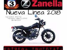 Moto Zanella Patagonia Eagle St 150 0 Km 2018