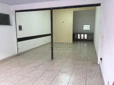 Salão Comercial 60 M² No Jardim Pilar - Sl0030