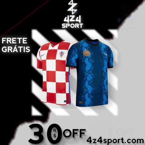 Imagem 1 de 5 de Melhor Site Para Camisa De Time Do Mercado 4z4sport