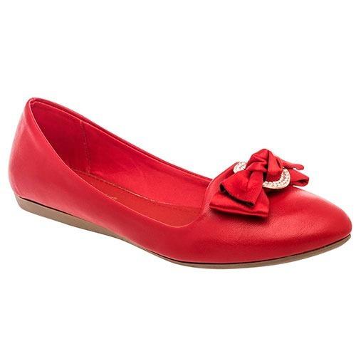 Zapatos Casuales Mujer (rojo, Rosa & Negro)