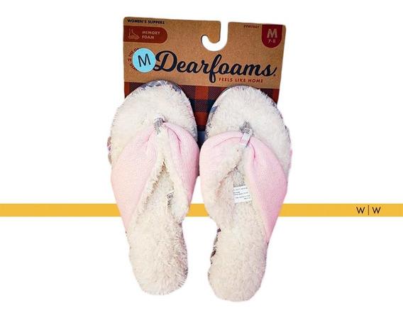 Pantuflas Dearfoams