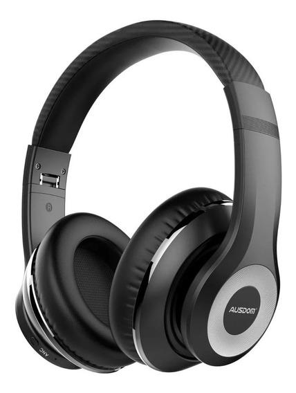 Fone Bluetooth Ausdom Anc10 Original Lançamento Cancelamento De Ruido