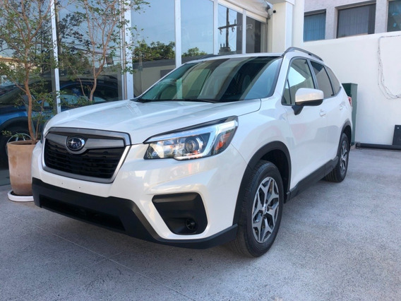 Forester Premium 2019 Automática Motor 2.5lts 182hp 5pts