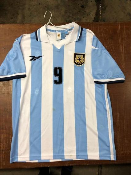 Camiseta Selección Argentina Reebok 1999