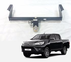 Engate Reboque Removível Toyota Hilux 2016 2017