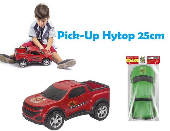Brinquedo Pick Up Hytop - 25 Cm - Escolha O Seu