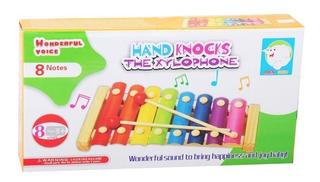 Xilofono Niños 8 Notas