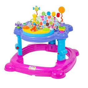 Andador Bebe Infantil Musical Centro Atividades Brinquedos