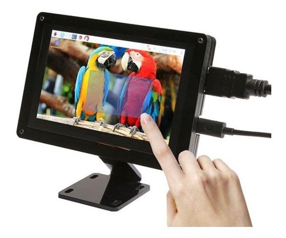 Tela Touch Screen Para Raspberry - 5 Polegadas
