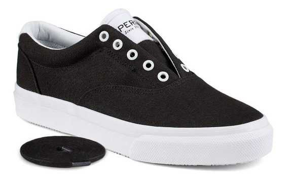 Tenis Sperry Top Sider Striper Ll Sts12811 Originales Remate
