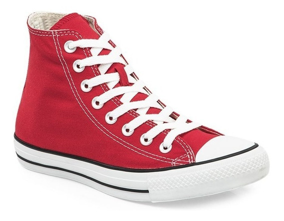 Zapatillas Converse Chuck Taylor All Star Core Hi - Talle 48