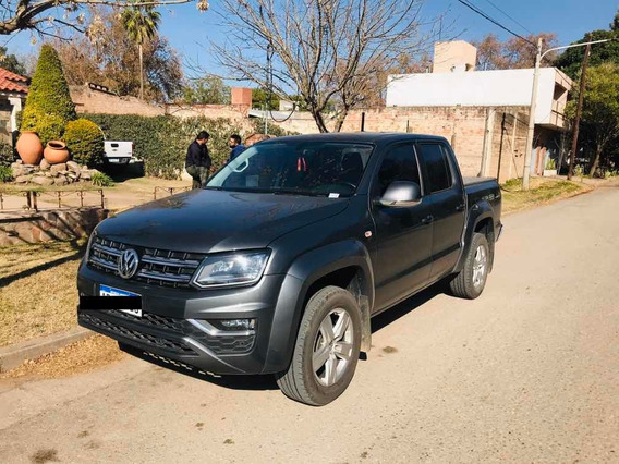 Volkswagen Amarok 2.0 Cd Tdi 180cv 4x4 Highline Pack At 2018