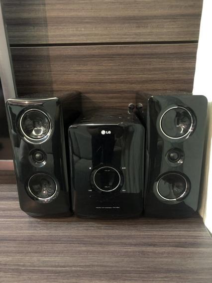 Radio Lg Micro Hi-fi System - Fa164