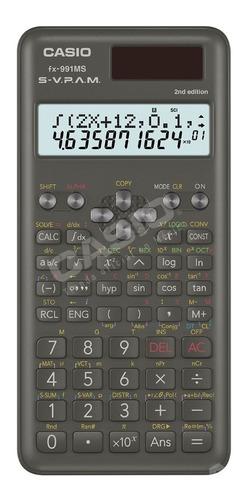 Imagen 1 de 3 de Calculadora Cientifica Fx-991ms 2da Edición
