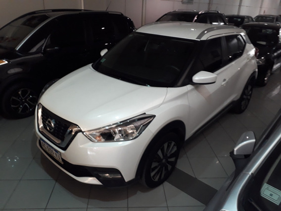Nissan Kicks Advance Cvt 2018 Blanca, Concesionario Oficial