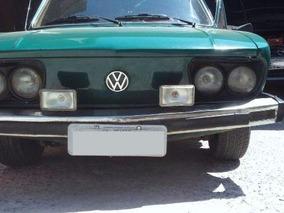 Volkswagen Brasília 1978 - 1500cc - Tudo Em Dia!