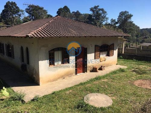 Imagem 1 de 12 de Chácara Para Venda Em Embu-guaçu, Embú Guaçu, 3 Dormitórios, 2 Banheiros, 2 Vagas - Ch010_2-1213189