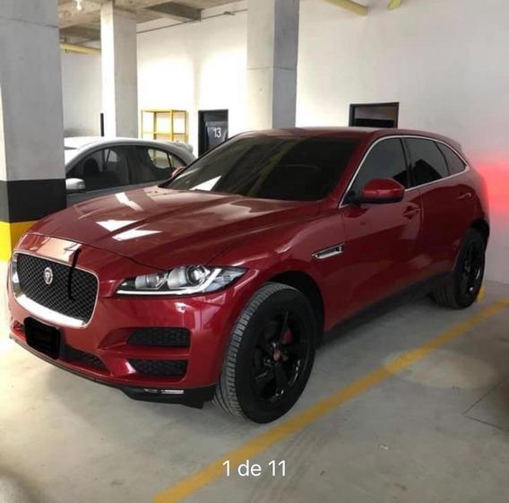 Jaguar F-pace 2017 3.0 Prestige