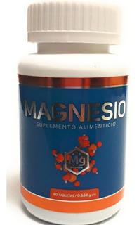 Magnesio Quelato Ultra Soya 60 Cap Envio Full