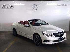 Mercedes-benz E Class 2p E 250 Convertible L4 2.0 T Aut
