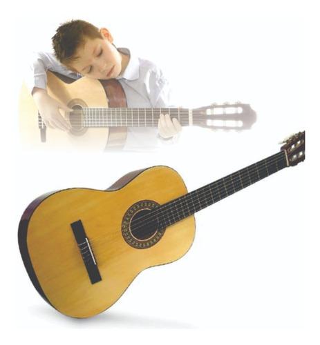 ¡ Guitarra Acústica 1/4 Estudio Boquete Aprende Niño!!