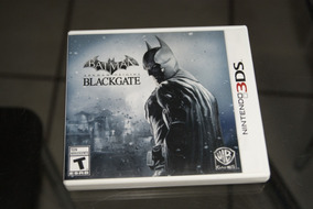 Batman Arkham Origins: Blackgate Nintendo 3ds