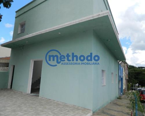 Casa A Venda Centro Campinas Sp - Ca00120 - 68211357